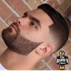 ⚣Man cuts and styles and a well-done shave and his hygienic care for a good look⚣