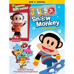 Julius Jr.: Snow Monkey Adventures