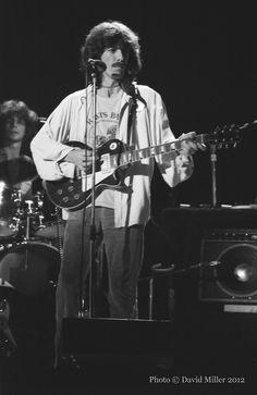 Photo used by permission of David Miller taken in 1974 http://britrockbythebay.blogspot.com/2012/05/george-harrison-november-1974-part-1.html