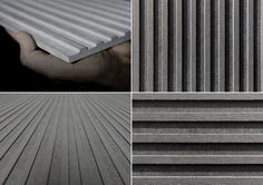 textured striped fibre cement cladding australia at DuckDuckGo Fibre Cement Cladding, Neoclassical, Concrete, Art Deco, Exterior, Architecture, Modern, Entrance, Japan