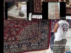 How to clean a Large Oriental Rug