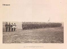 "Al 4-lea Regiment Ilfov nr. 21, 1902, Romania. Ilustrație din colecțiile Bibliotecii Județene ""V.A. Urechia"" Galați. http://stone.bvau.ro:8282/greenstone/cgi-bin/library.cgi?e=d-01000-00---off-0fotograf--00-1----0-10-0---0---0direct-10---4-------0-1l--11-en-50---20-about---00-3-1-00-0-0-11-1-0utfZz-8-00&a=d&c=fotograf&cl=CL1.21&d=J103_697980"
