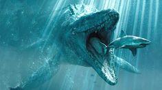 Znalezione obrazy dla zapytania ocean monsters