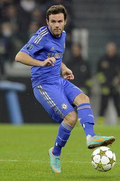 Juan Mata -- Chelsea FC