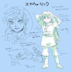 Legend of Zelda Skyward Sword Zelda Skyward, Skyward Sword, My Father's Daughter, Most Popular Videos, Twilight Princess, Iconic Characters, Video Game Art, Young Boys, Legend Of Zelda