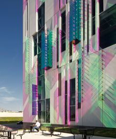 r_b arc designs modular water chiller plant at OSU