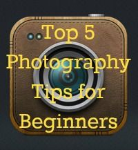 Top 5 tips for beginning and enjoying photography The Ultimate Pinterest Party, Week 50.