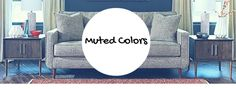 Muted #colors are those which lack vibrancy or saturation. They lean toward the more subdued end of the spectrum, while still creating a #chic look with their subtlety. Read our blog to find out more about muted #colors!