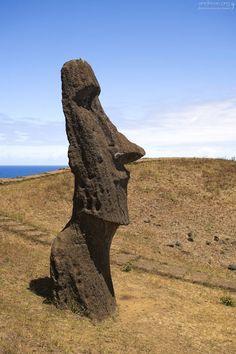 Чили: остров Пасхи (+ много фото)
