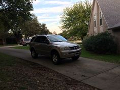 "2006 Kia Sorento 3"" lift softroaders"