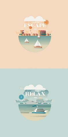 Learn to... // Illustration Series on Behance