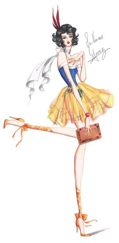 Princesas Disney Fashion | Just Lia