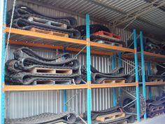 La selezione di Global Track Warehouse come fornitore ufficiale di Cingoli in Gomma da parte di alcuni tra i più grandi produttori di macchinari per la Rimozione Terra, Veicoli Industriali ed Agricoli è stata una scelta naturale ed è ormai una realtà consolidata.