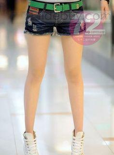 New Charming Korean Style Thin Shorts : Tidebuy.com