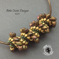 Celini spiral. Beth Stone Designs