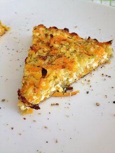 KAPROS-TÚRÓS ZÖLDSÉGLEPÉNY (glutén-, liszt-, fehér cukor-, húsmentes) – Chez Sandra