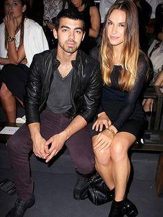 JOE JONAS & BLANDA EGGENSCHWILER photo | Joe Jonas