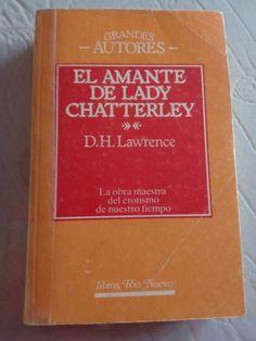 El amante de Lady Chatterley de D.H.Lawrence