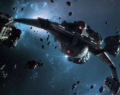 Klingon ship Axanar Star Trek Axanar Fan Film Raises $500,000 on IndieGoGo
