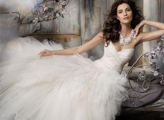 Saia de tule: charme, beleza e modernidade ao vestido da noiva!