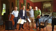 It's Brahms tonight in Bantry with friends Dmitry Sitkovetsky Brett Dean and Marc Coppey West Cork, Live Events, Dean, Festivals, Competition, Friends, Music, Amigos, Musica