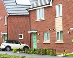 New Build Homes in Coventry