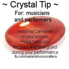 for Musicians-Get this crystal here: https://www.etsy.com/shop/MagickalGoodies