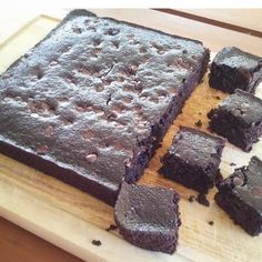 Recipe Paleo Friendly Chocolate Brownies by PaleOhYeah, learn to make this recipe easily in your kitchen machine and discover other Thermomix recipes in Baking - sweet. Wrap Recipes, Sweet Recipes, Baking Recipes, Whole Food Recipes, Paleo Recipes, Paleo Food, Healthy Food, Paleo Treats, Healthy Cookies