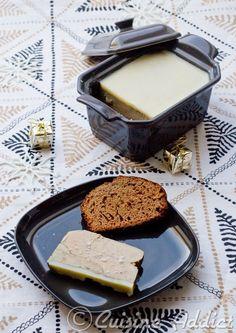 Terrine de Foie gras d'Oie Mi-cuit au Cacao & Whisky - Cuisine Addict