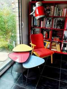 Table from the fifties