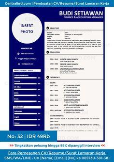 Contoh-Resume-CV-Surat-Lamaran-Kerja-CV32A.jpg (559×792)