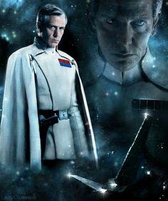 Director Orson Krennic (Ben Mendelsohn) --- Star Wars-Rogue One