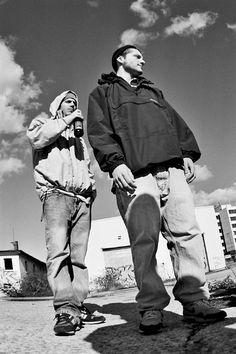 Huss und Hodn // Retrogott und Hulk Hodn // German HipHop // Oldschool