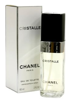 Chanel Cristalle: icy, green gorgeousness! Clean, bitter and flinty! Forest, grassy, classy, sharp, intimidating. | Cristalle Eau de Toilette was created in 1974 by Henri Robert and Edmond Roudnitska for Chanel. The name is quite appropriate, for the image of this fragrance is a brilliant light reflected from a perfectly flat plane of a well-cut diamond. The scattering of vivid green notes ranging from soft herbal bitterness of basil to tangy floral sweetness of petitgrain sets a velvety…