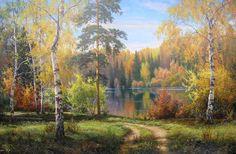 картины художника Игорь Прищепа-13