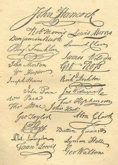 """Presidents of the United States - """"DECLARATION OF INDEPENDENCE"""" - Steel Engravings - 1881"""