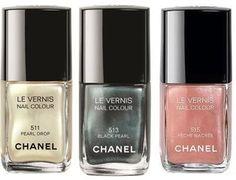 I'm saving my pennies for chanel nail polish.