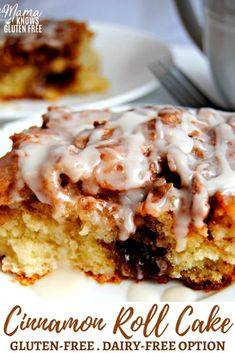 Gluten Free Cakes, Gluten Free Desserts, Dairy Free Recipes, Ham Recipes, Healthy Recipes, Yummy Recipes, Delicious Desserts, Dessert Recipes, Gluten Free Cinnamon Rolls