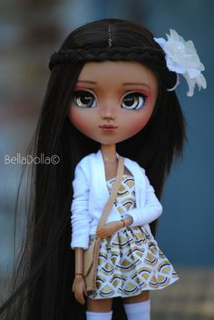Noa : pullip custom by BellaDolla