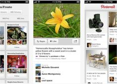 Pinterest delivers iPhone update for better pinning.