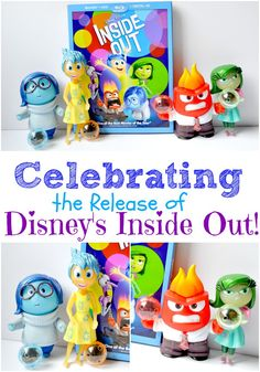 Celebrating the Release of Disney's Inside Out! #InsideOutEmotions #CollectiveBias #Ad