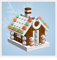 With a full list of everything you need to make your own Lego ornament this is a must see for any Lego fan!!