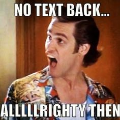 What can you do when he stops texting you? Here is some dating advice on things to do and avoid when that man goes MIA over text message. Me Quotes Funny, Text Quotes, Madea Quotes, Random Quotes, Funny Sayings, Life Quotes, Ignore Text, Text Me Back, No Text Back Meme