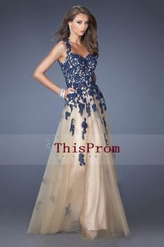 2014 Tulle Prom Dress Straps Open Back Floor Length Lace Bodice With Applique - See more at: http://www.thisprom.com/m/2014-high-quality-Straps-Open-Back-Tulle-Prom-Dress-Floor-Length-Lace-Bodice-With-Applique-7646883#sthash.Ihi9I2f9.dpuf