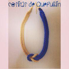 Collar nudo Cositas de Querubin 5€
