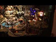 Halloween Village Display // Dept 56 Halloween Display(Pt.2)  Video
