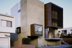 I am inspired this style of home. I've always wanted to design a home of concrete.