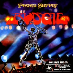 Budgie - 1980 Power Supply