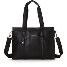Best Genuine Leather Satchel Handbag Briefcases For Men, Messenger Bag Work Bag,Laptop For Men