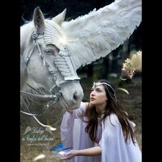 Angel Images, Angel Pictures, Mythical Creatures Art, Fantasy Creatures, Human Sketch, Prophetic Art, Beautiful Fantasy Art, Goddess Art, White Horses